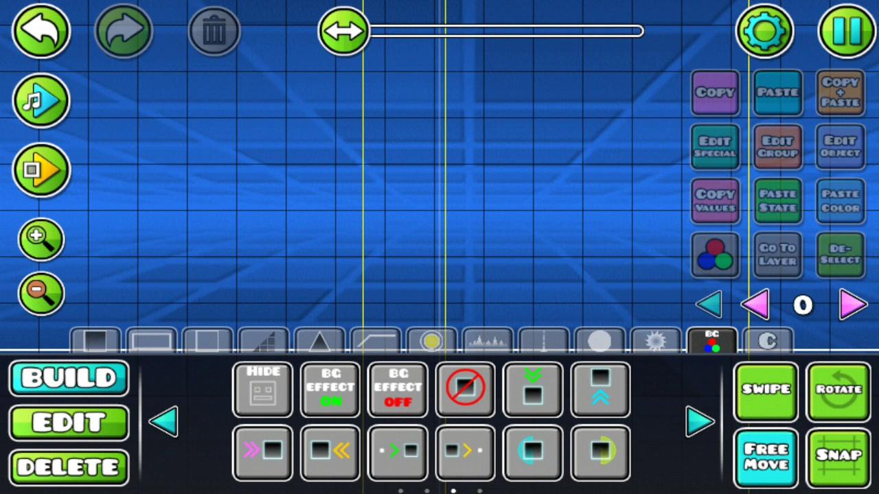 Как сделать невидимый в geometry dash фото 30