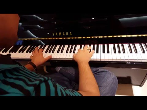 Feriha theme song on piano