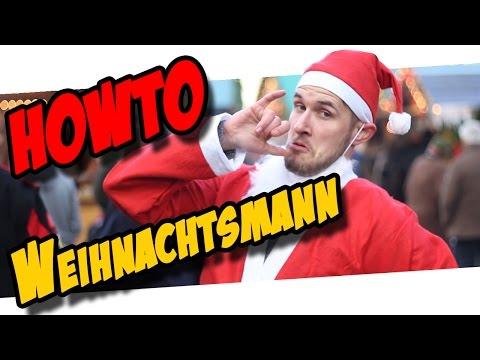 How to Weihnachtsmann (Parodie)