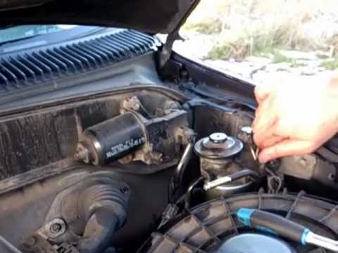 toyota hilux mk4 fuel filter change - youtube 2012 f350 fuel filter 2012 tacoma fuel filter