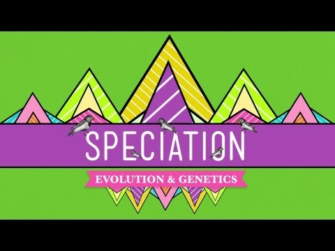 Speciation: Of Ligers & Men - Crash Course Biology #15