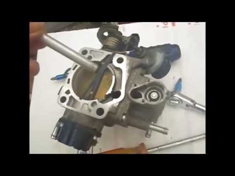 91 22re Removal and Repair of Throttle Body and Idle Air