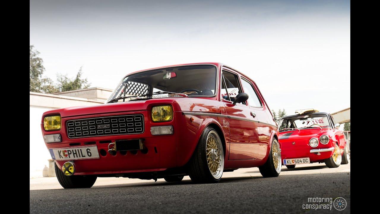 Fiat 127 Fiat 850 Tuning Youtube