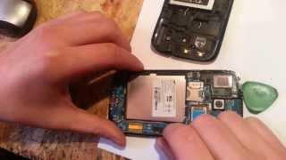 сенсор Samsung I8262 Galaxy Core. Разборка и ремонт, замена тачскрина