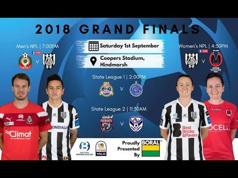 WNPL South Australia Grand Final – Adelaide City V Metro United WFC