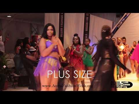 Accra Fashon Week SH17 (Summer Harmattan 2017)