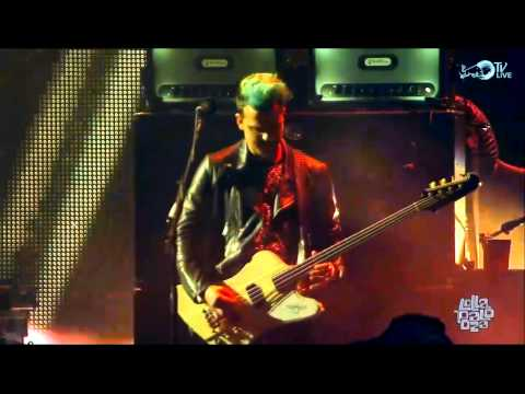 Kings of Leon - The Immortals live @Lollapalooza 2014