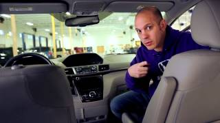 2015 Honda Odyssey Walk-around with Review