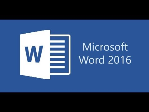 تحميل برنامج وورد 2016