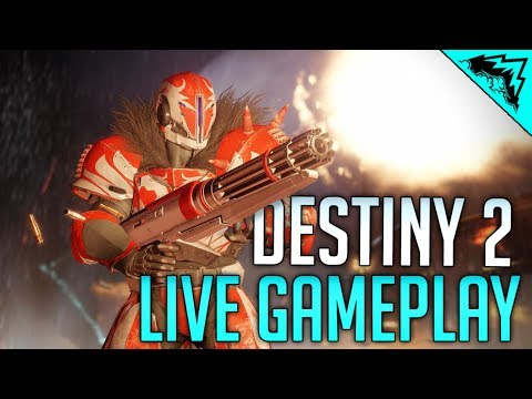 DESTINY 2 GAMEPLAY - LIVE Beta, can it make me a player?
