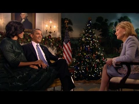 President Obama, Michelle Obama Interview:  Intimate Moments from the Campaign