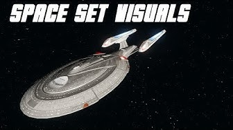 Star Trek Online - All Space Set Visuals