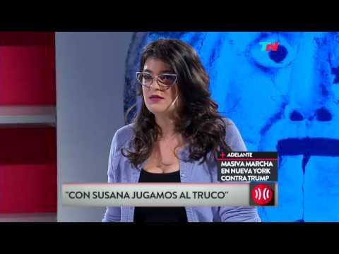 Facundo Moyano: No puedo hablar de una relación de noviazgo...