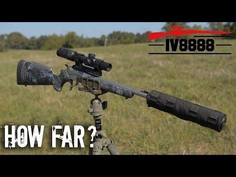 How Far Will a .500 S&W Magnum Kill?