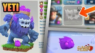 "LEAKED: NEW ""YETI"" Troop Details! 