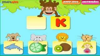 Jogos Educativos - Alfabeto para crianças HD