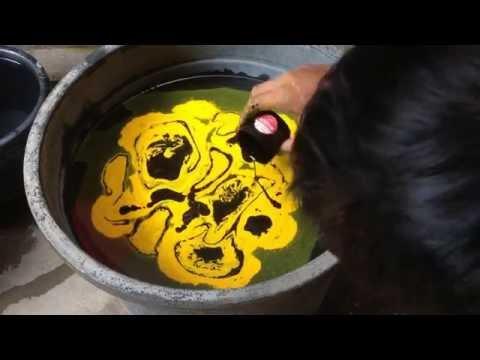 New!!! Samurai Spray Paint Water Transfer