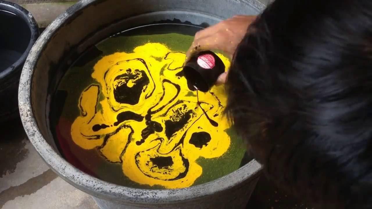 Candy Yellow Spray Paint Part - 33: New!!! Samurai Spray Paint Water Transfer - YouTube