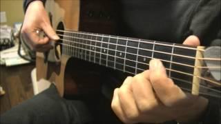 用心良苦 (Chit San Maung) - Fingerstyle Guitar Tab