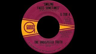 The Undisputed Truth ~ Smiling Faces Sometimes 1971 Soul Purrfection Version