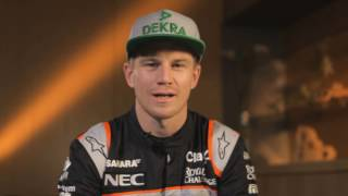 F1 Track Preview with Nico Hülkenberg - GP of Abu Dhabi | AutoMotoTV
