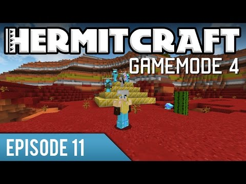 Hermitcraft Gamemode 4 | 11 | Custom...