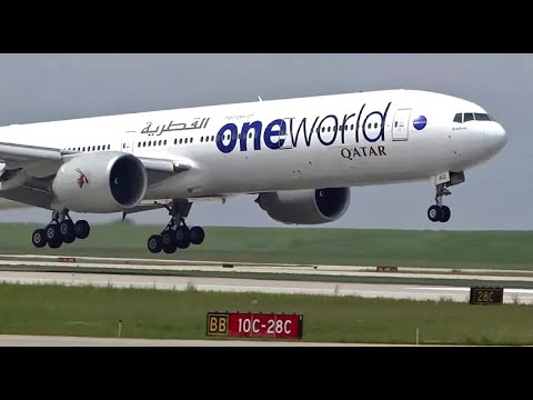 (HD) ORD Airport Watch On-field Tour - Chicago O