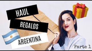 REGALOS DE MARCAS DE ARGENTINA - HAUL Natura, Nivea, Rimmel London, L'oreal y más! - Primera Parte