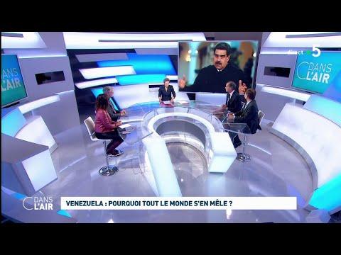 Venezuela : pourquoi tout le monde s'en mêle ? #cdanslair 06.02.2019