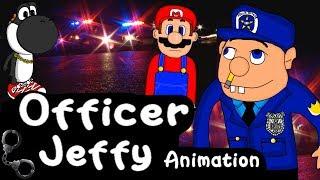 SML Movie: Officer Jeffy! Animation