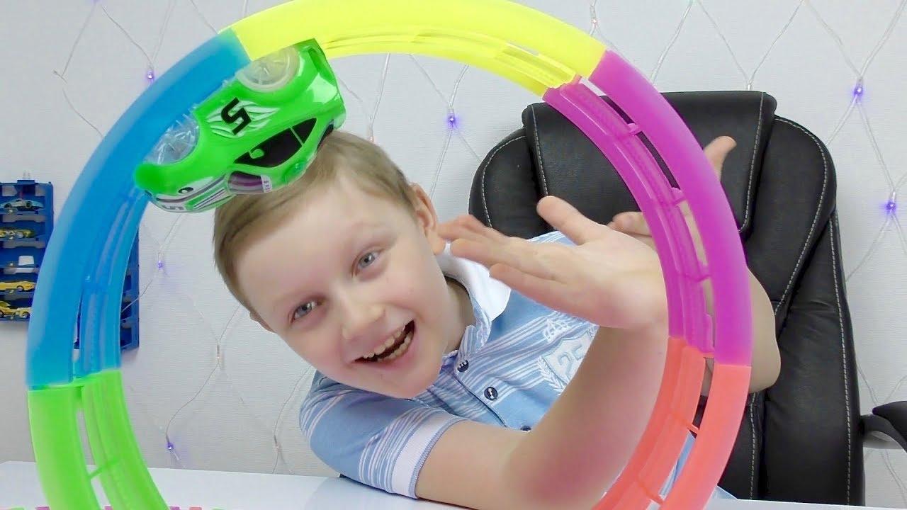 Трансформеры Автоботы Оптимус Прайм и Машинки Игрушки для детей Transformers for kids