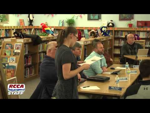 Nekoosa School Board Meeting 2-9-16
