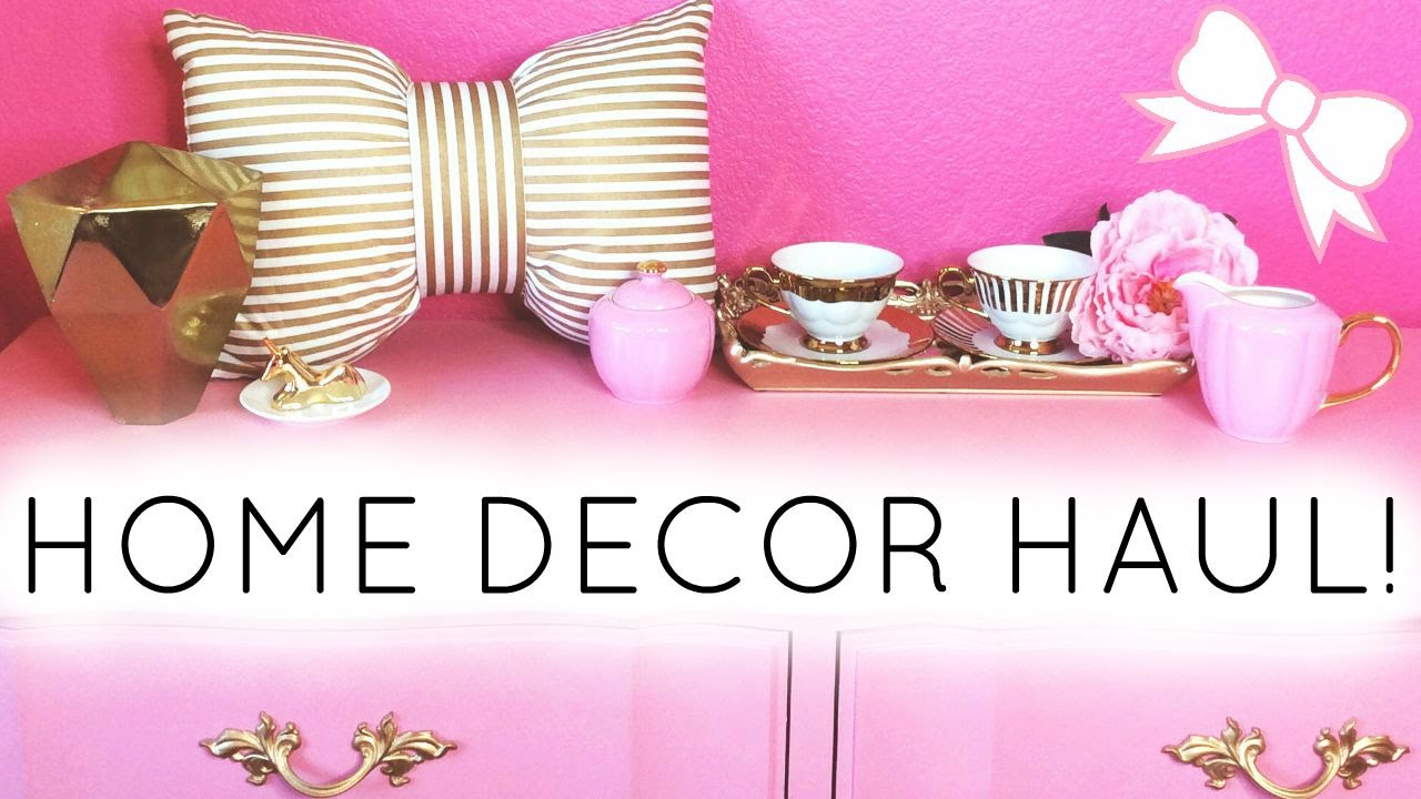 Home Decor Haul Homegoods Target Tj Maxx Marshalls