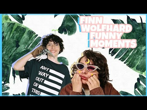 Finn Wolfhard Funny Moments