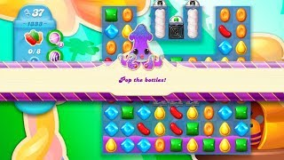 Candy Crush Soda Saga Level 1333 (No boosters)