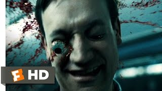The Midnight Meat Train (2/8) Movie CLIP - Subway Slaughter (2008) HD