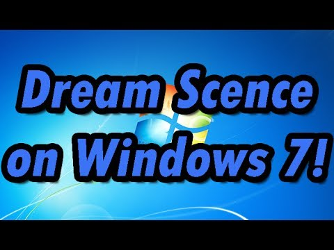 How to enable DreamScene in Windows 7 (64bit only)