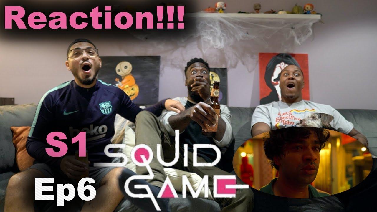 Download Squid Game Episode 6 Reaction!!!   Gganbu