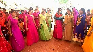 kaha ni Aave wo juwanai // Jays Bhide ni timli // Cute Beautiful Girls Dance // Best Timli Dance