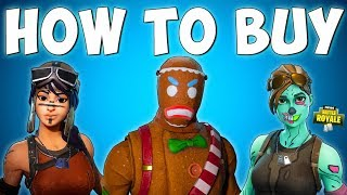 HOW TO BUY A FORTNITE ACCOUNT & NOT GET SCAMMED - Fortnite Battle Royale