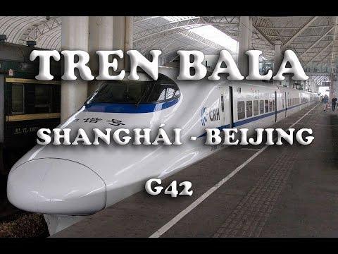 Tren Bala Shanghái-Beijing G42