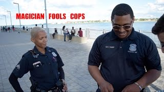 Fooling Police Officers