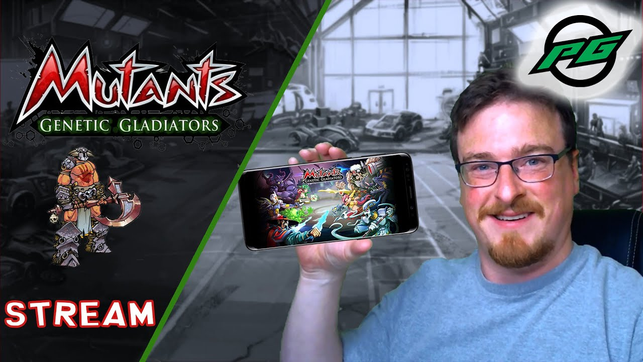 Aftermath Streaming mutants 6th anniversary aftermath part 3 more streaming | mutants: genetic  gladiators