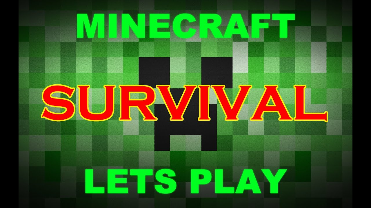 how to play minecraft survival with friends