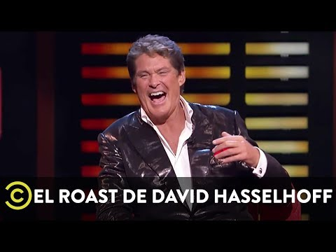 El Roast de David Hasselhoff  Jeff Ross