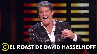 El Roast de David Hasselhoff - Jeff Ross