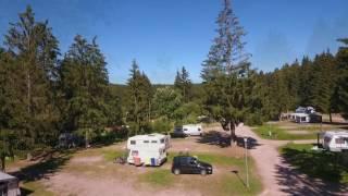 Oberhof Camping am Lütsche Stausee