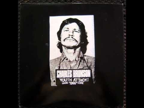 "Charles Bronson ""Youth Attack!"" LP"