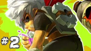 BASTION Gameplay Walkthrough - Part 2 - Party On! (HD) With Blitzwinger
