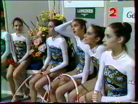 1994 RG worlds Paris EF (1/2) (French coverage)